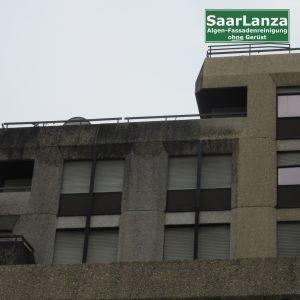 Fassadenreinigung Saarbrücken